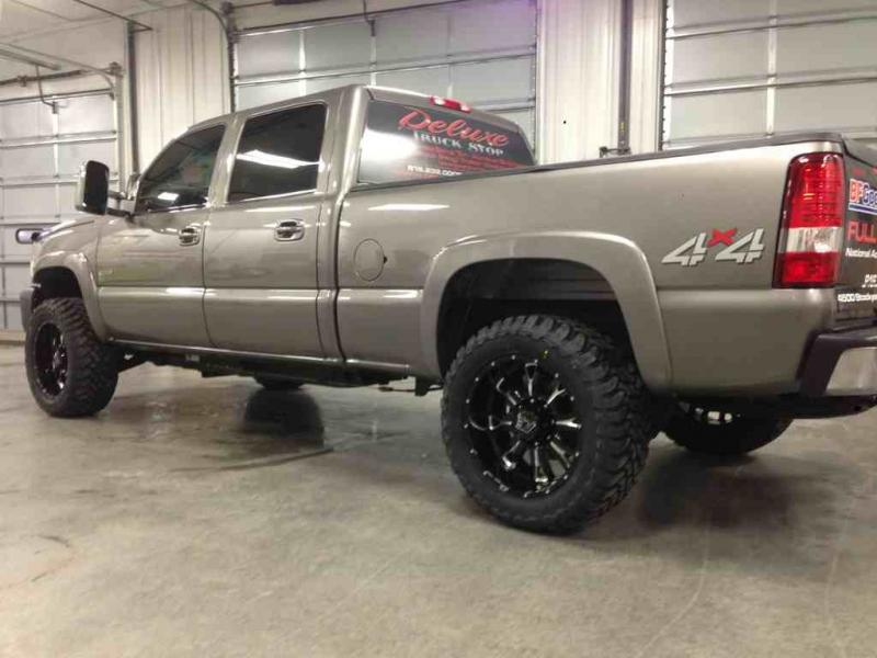 new wheels and tires - Page 2 - Chevy and GMC Duramax sel Forum on lb7 engine diagram, lb7 fuel system diagram, lb7 glow plug diagram,