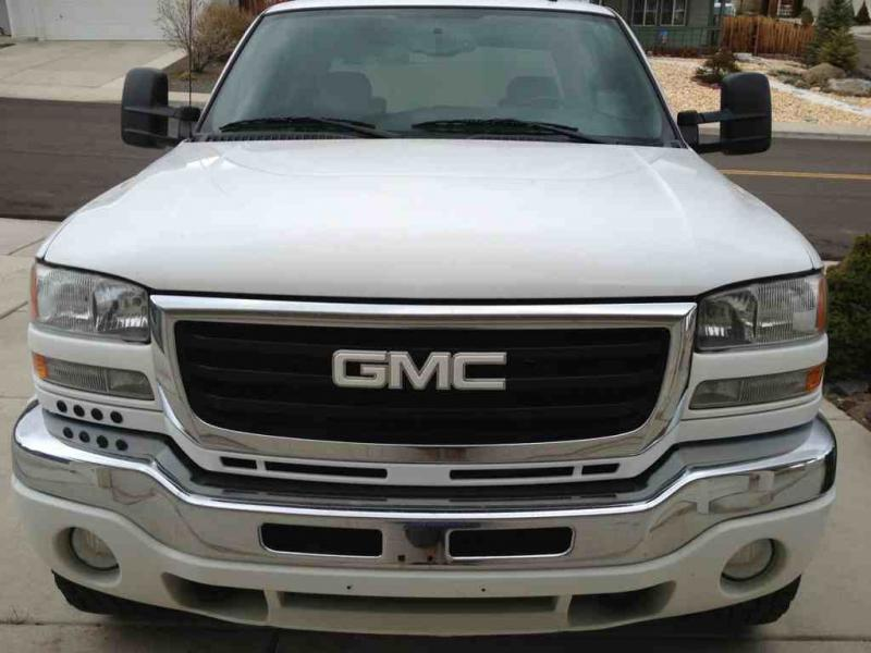 03-07 classic body gmc white grill pics?? - Page 2 - Chevy ...