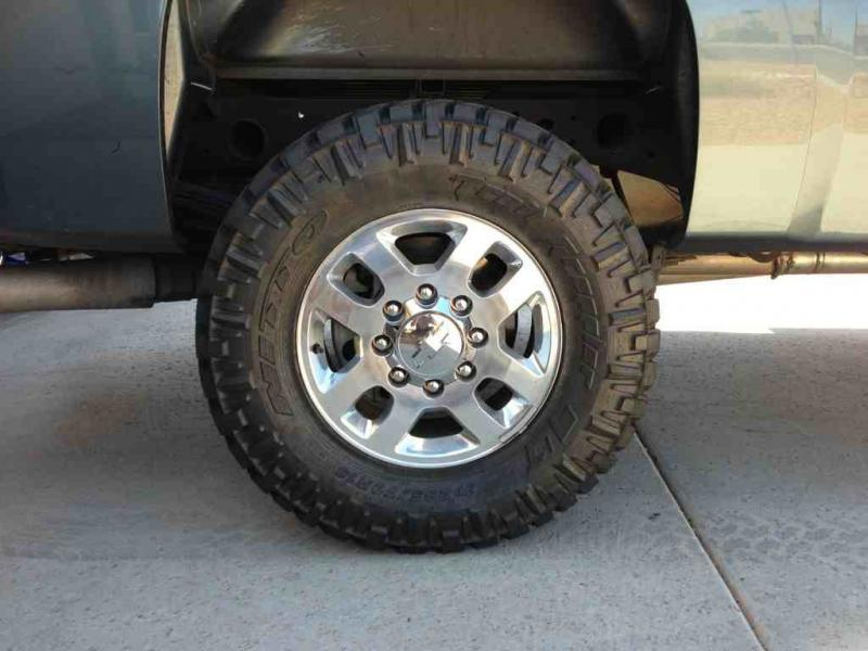 Leveled with new tires.....finally!! - Chevy and GMC ...