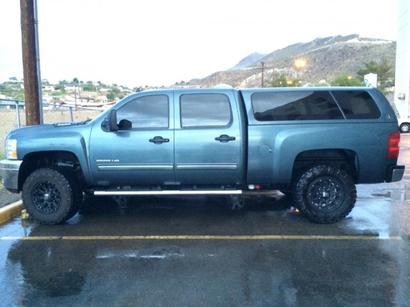 35 S With A Leveling Kit Page 6 Chevy And Gmc Duramax