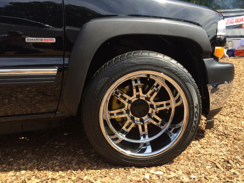 Lml wheel spikes  - Chevy and GMC Duramax Diesel Forum