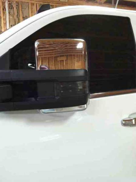 2015 5 Denali Power Tow Mirror Amber Lenses Page 4