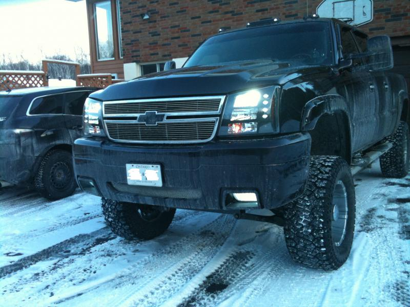 Thoughts On One Piece Headlights Chevy Truck Forum Gmc Truck