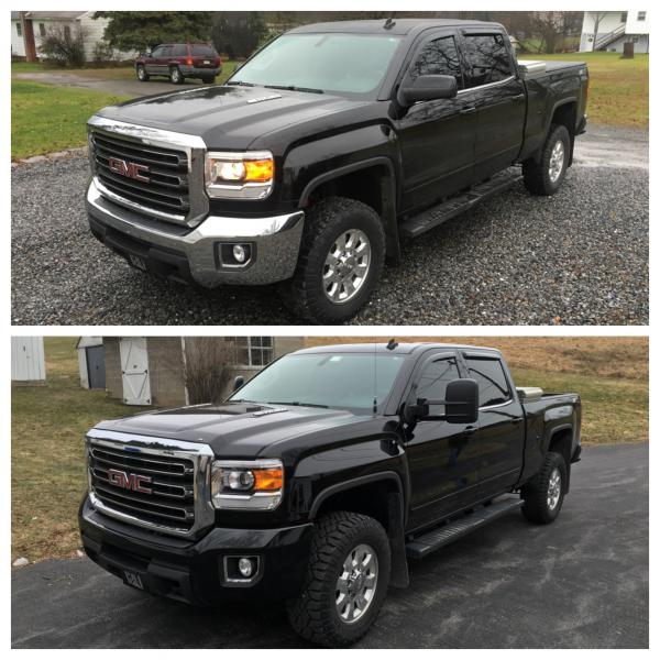 Chevy And Gmc Duramax Diesel Forum 2015 Sierra Vinyl