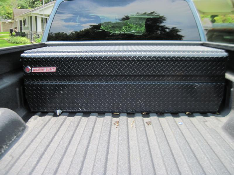 Black bed tool chest - Chevy and GMC Duramax Diesel Forum 454514d69