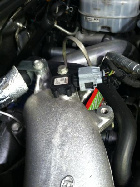 bad map sensor - Chevy and GMC Duramax Diesel Forum