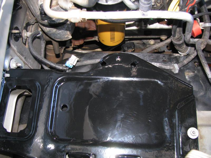 Replacement Battery Tray Chevy And Gmc Duramax Diesel Forum