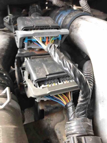 [DIAGRAM_5FD]  Delphi Engine Harness Connector Problem   Chevy and GMC Duramax Diesel Forum   Lbz Wiring Harness      Duramax Forum
