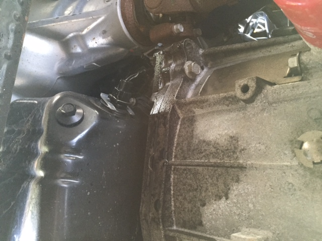 2013 3500 crew oil leak after 5k miles - Chevy and GMC