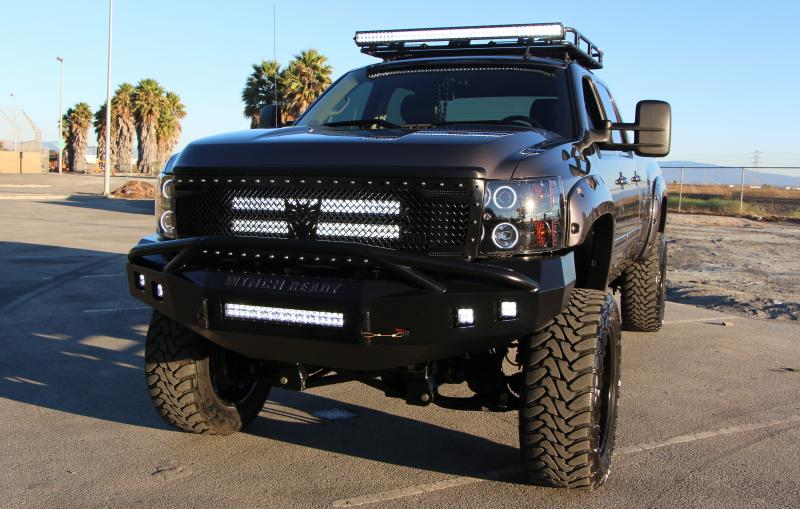 Lifted 3500
