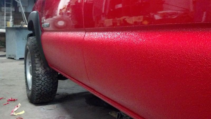 Chevy and GMC Duramax Diesel Forum - Raptor Liner Thread