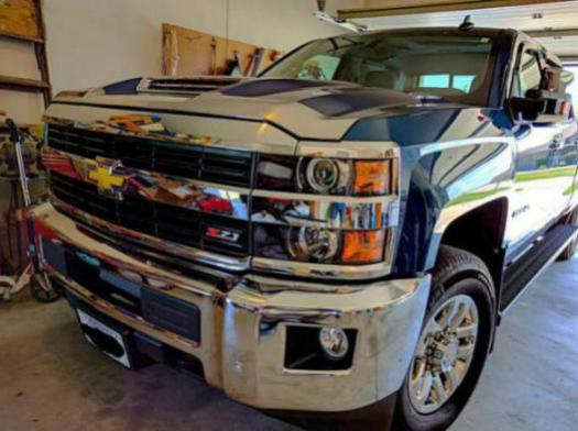 Bug Deflector / Air Intake on the L5P - Page 4 - Chevy and