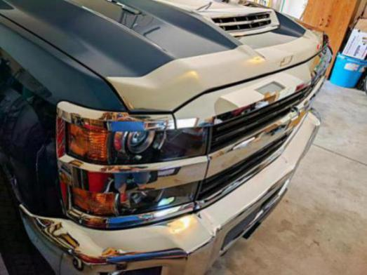 2017 Denali Hd >> Bug Deflector / Air Intake on the L5P - Page 4 - Chevy and ...