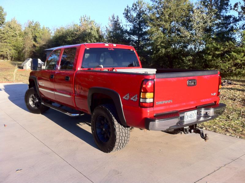 03-07.5 Sierra Pictures - Page 16 - Chevy and GMC Duramax ...