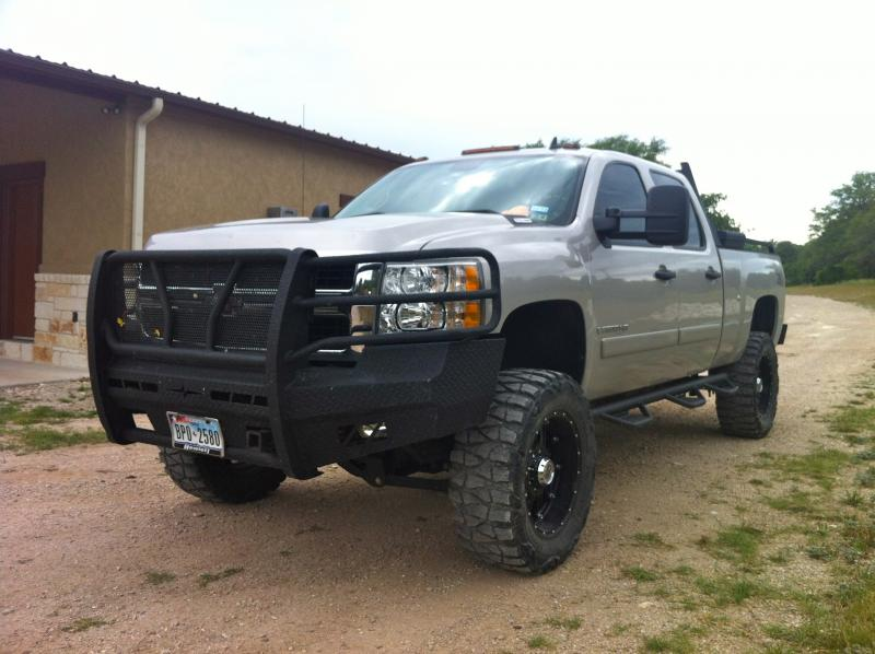 Edge Insight Cts2 >> HD Bumpers - Chevy and GMC Duramax Diesel Forum
