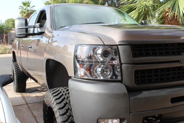 Spyder Halo Headlight Install Chevy And Gmc Duramax