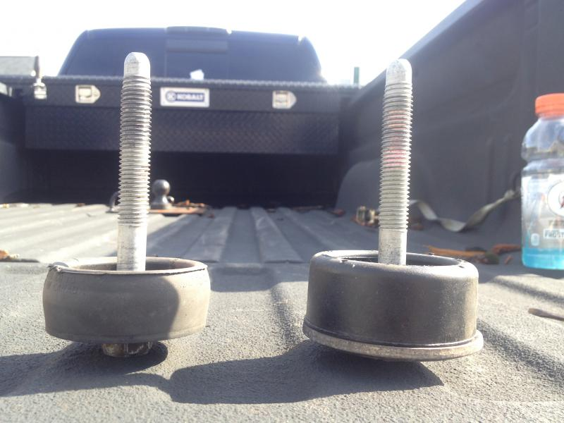Updated rear cab mounts    - Page 6 - Chevy and GMC Duramax
