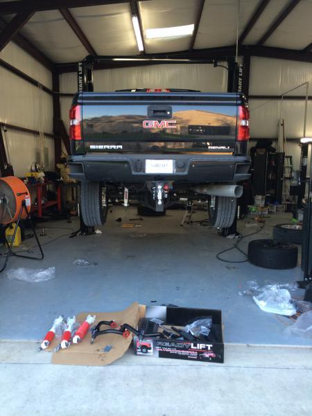 2015 denali hd build thread - Chevy and GMC Duramax Diesel ...