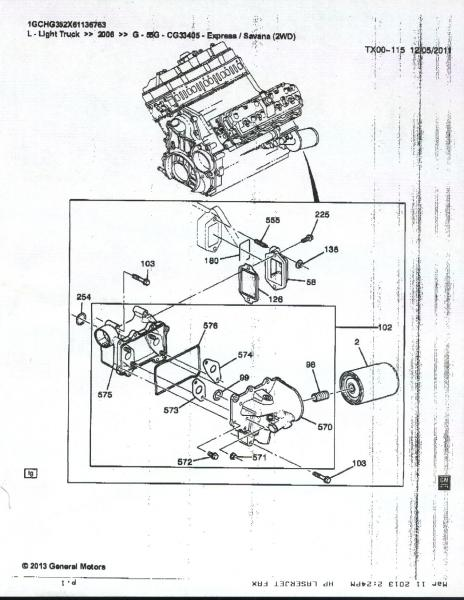 [DIAGRAM_38IS]  Oil in coolant?!?!?! Help!!!! | Page 2 | Chevy and GMC Duramax Diesel Forum | Lb7 Engine Diagram |  | Duramax Forum