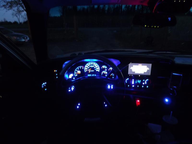 sweet interior mods? - Page 17 - Chevy and GMC Duramax ...