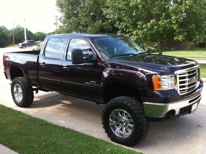 6 Quot Lift Or 8 Quot Lift Chevy And Gmc Duramax Diesel Forum