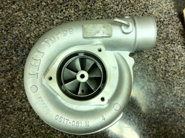Stock Replacement Upgraded Turbo For The Lb7 Chevy And Gmc Duramax