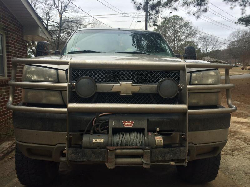 2003 front bumper removal HELP NEEDED - Chevy and GMC