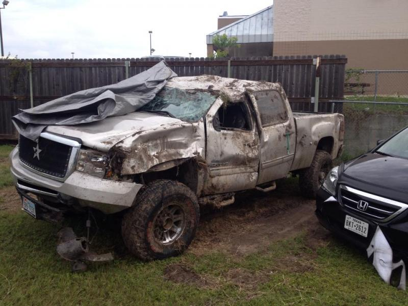 Truck Is Totaledcrooked Copslong Story Chevy And Gmc Duramax