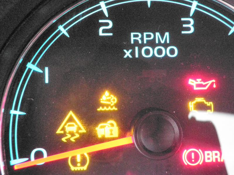 2005 chevy malibu dashboard warning lights images