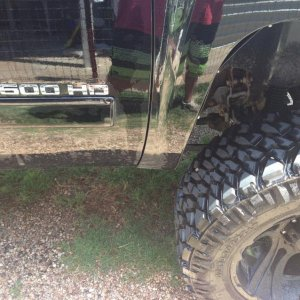 37/13.50/22 Nitto Trail Grappler, 6inch Pro Comp Lift