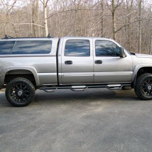 CHEVY TRUCK DETAILED 001