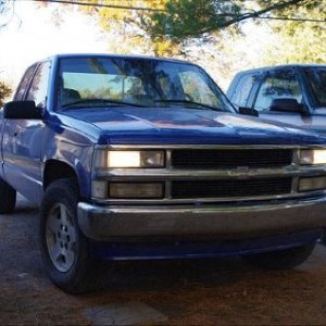 silvy my old 97 what a great truck