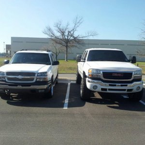 duramax and avalance
