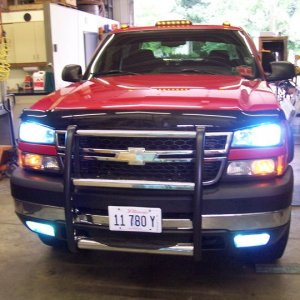 8000k HIDs from EFX