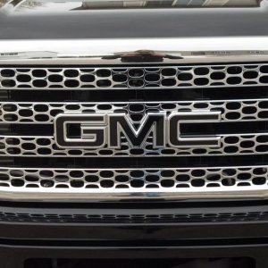 Paint Matched GMC