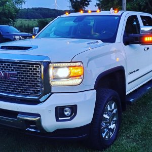 2017 Denali, better known as Daddy Shark.