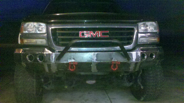 Custom Front Bumper Build - Chevy and GMC Duramax Diesel Forum