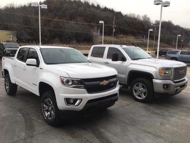 My 2016 Colorado Diesel Chevy And Gmc Duramax Diesel Forum